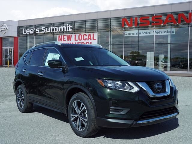 2019 Nissan Rogue SV Kansas City MO