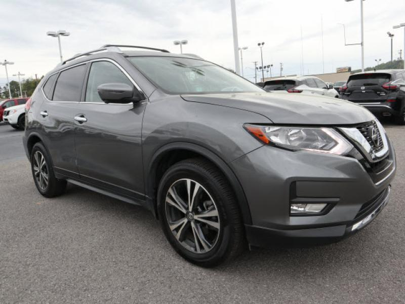 2019 Nissan Rogue SV Knoxville TN