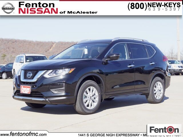 2019 Nissan Rogue SV McAlester OK