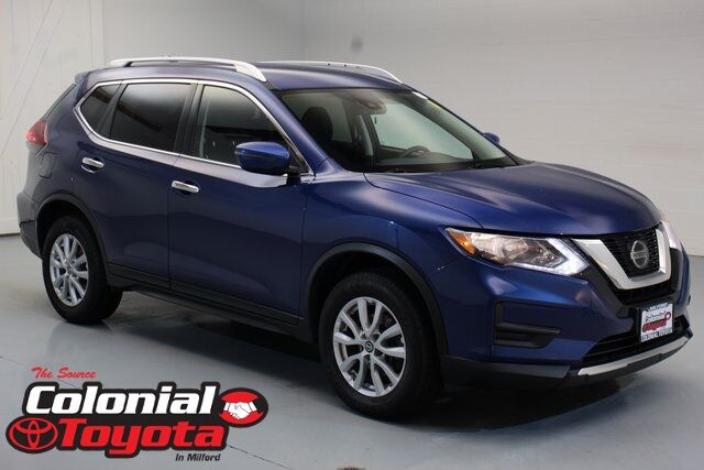 2019 Nissan Rogue SV Milford CT