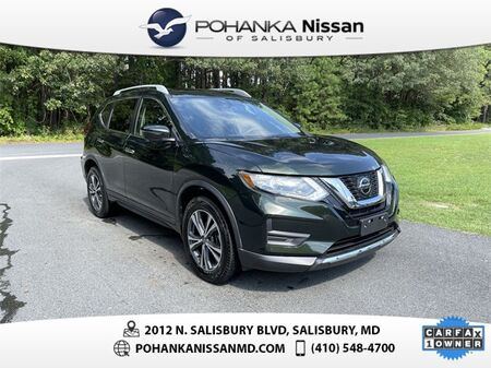 2019_Nissan_Rogue_SV Nissan Certified Pre-Owned_ Salisbury MD
