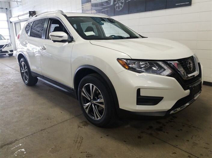 2019 Nissan Rogue SV Plymouth WI