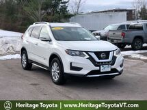 2019 Nissan Rogue SV South Burlington VT