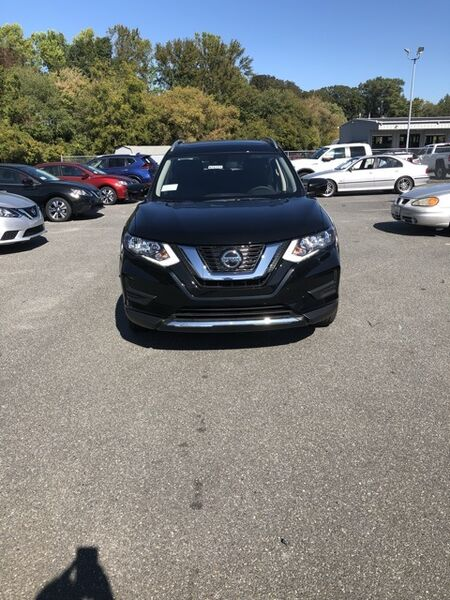 2019_Nissan_Rogue_SV Sun and Sound_ Salisbury MD