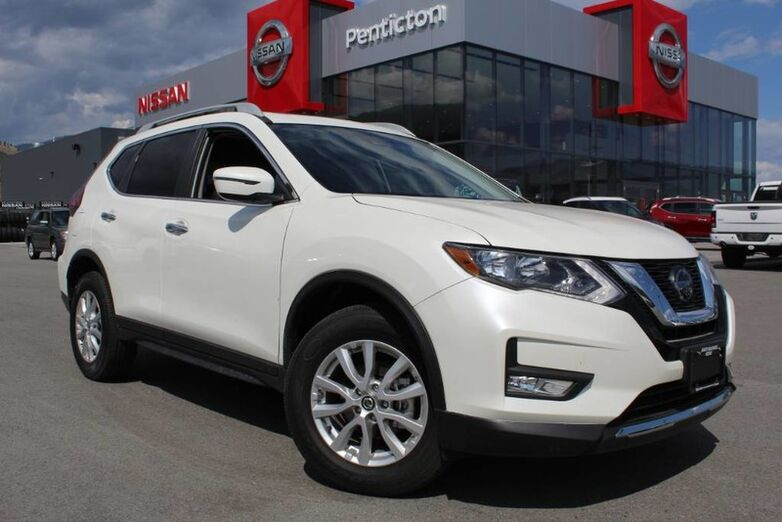 2019 Nissan Rogue SV Sunroof Package Kelowna BC