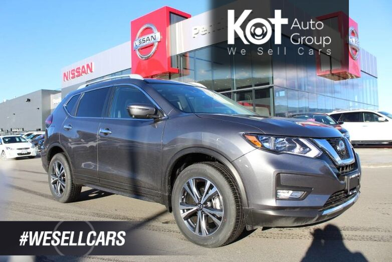 2019 Nissan Rogue SV Tech DEMO BLOWOUT Penticton BC