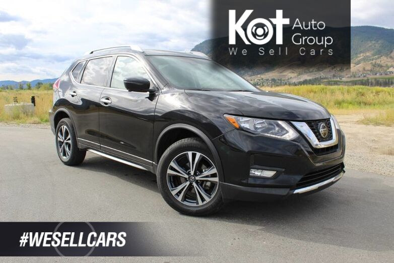 2019 Nissan Rogue SV Tech Pkg., Only 26,669 km's , No Accidents, Navigation Kelowna BC