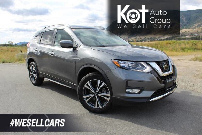 2019 Nissan Rogue SV Tech Pkg., Very Low Km's, No Accidents Kelowna BC