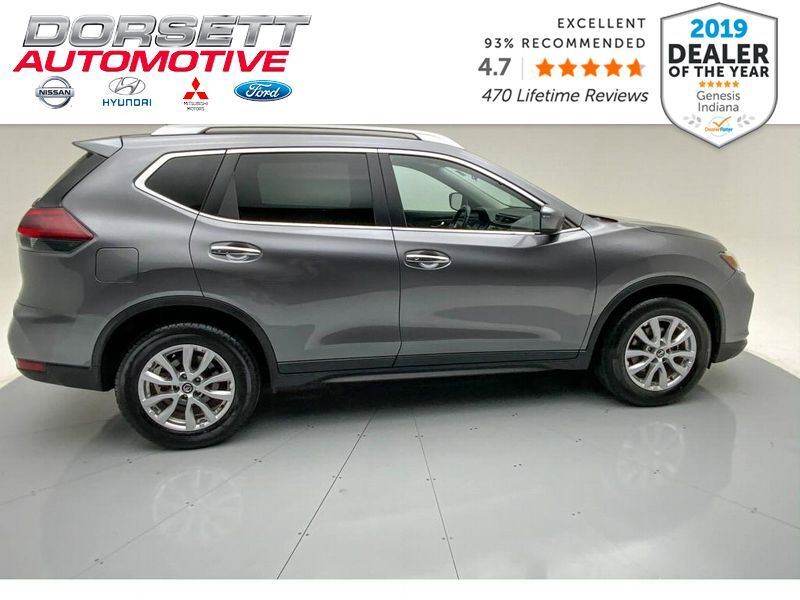 2019 Nissan Rogue SV Terre Haute IN