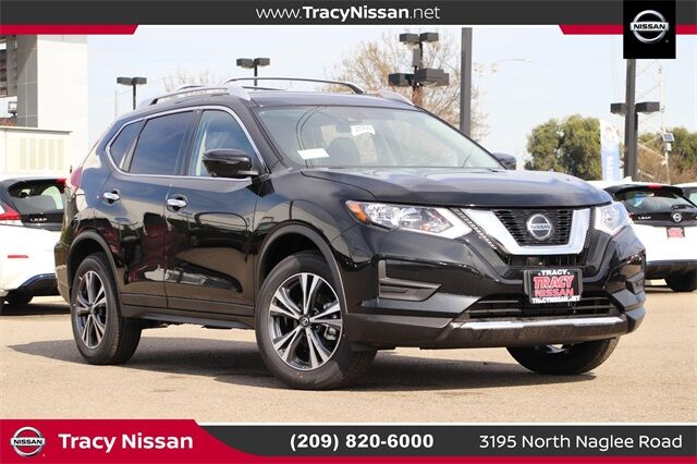 2019 Nissan Rogue SV Tracy CA