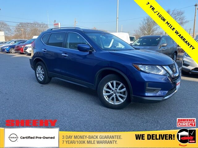 2019 Nissan Rogue SV Glen Burnie MD