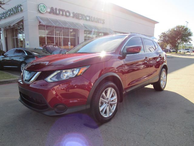 2019 Nissan Rogue Sport S. BACKUP CAM, BLIND SPOT, BLUETOOTH, SAT RADIO, APPLE CAR PLAY/ANDROID AUTO Plano TX