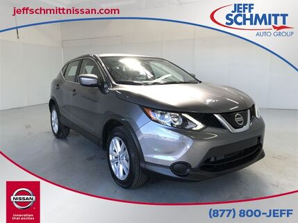 2019_Nissan_Rogue Sport_S_ Dayton area OH