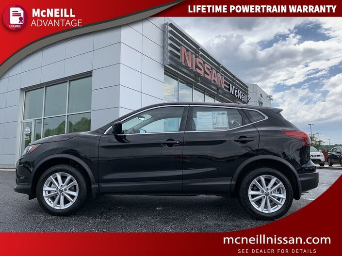 2019 Nissan Rogue Sport S High Point NC