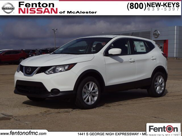 2019 Nissan Rogue Sport S McAlester OK