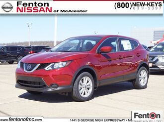2019_Nissan_Rogue Sport_S_ McAlester OK