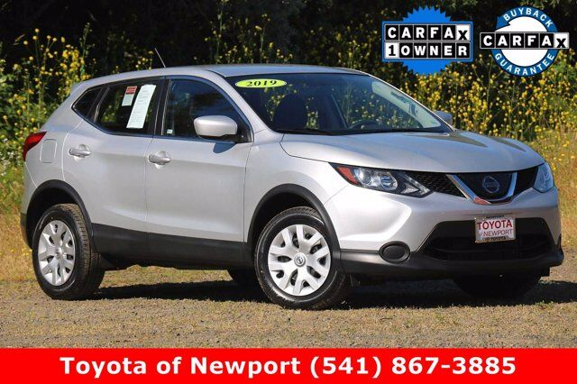 2019 Nissan Rogue Sport S Newport OR