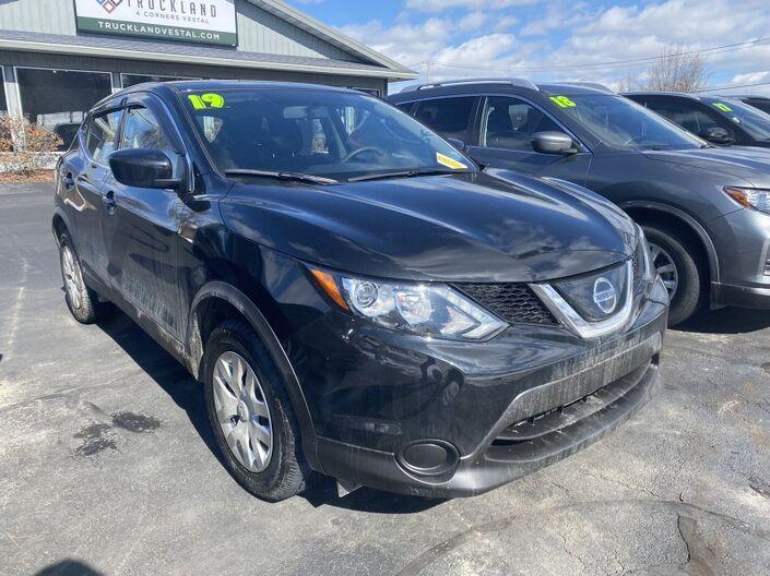 2019 Nissan Rogue Sport S Owego NY
