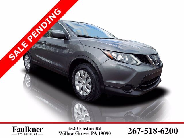 2019 Nissan Rogue Sport S Willow Grove PA
