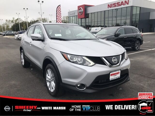 2019 Nissan Rogue Sport SV White Marsh MD
