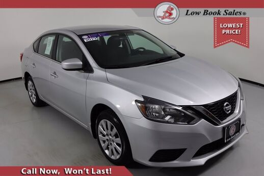 2019_Nissan_SENTRA_S_ Salt Lake City UT