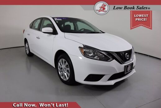2019_Nissan_SENTRA_SV_ Salt Lake City UT