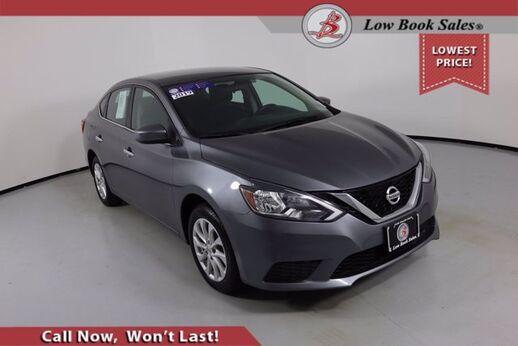 2019_Nissan_SENTRA_SV_ Salt Lake City UT