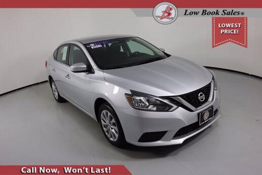 2019 Nissan SENTRA SV Salt Lake City UT