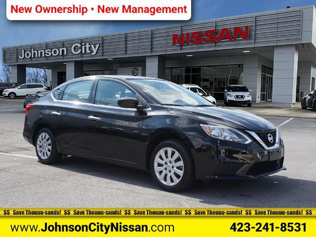 2019 Nissan Sentra Johnson City TN