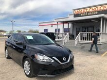 2019_Nissan_Sentra_S 6MT_ Houston TX