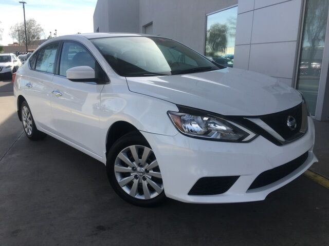 2019 Nissan Sentra S Cathedral City CA