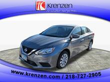 2019_Nissan_Sentra_S_ Duluth MN