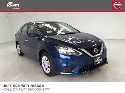 2019_Nissan_Sentra_S_ Dayton area OH