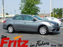 2019_Nissan_Sentra_S_ Fishers IN