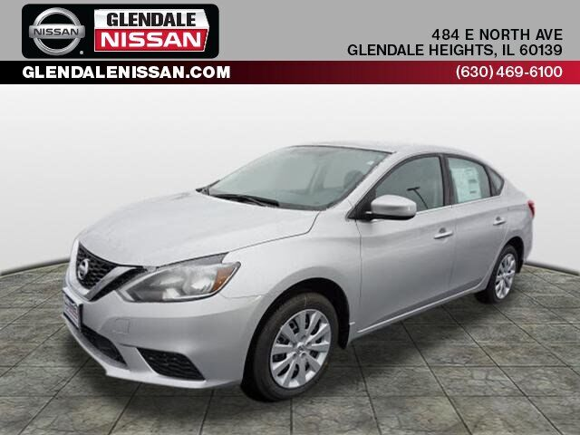 2019 Nissan Sentra S Glendale Heights IL