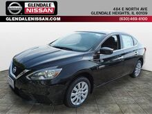 2019_Nissan_Sentra_S_ Glendale Heights IL