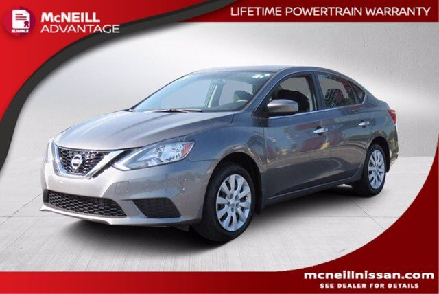 2019 Nissan Sentra S High Point NC