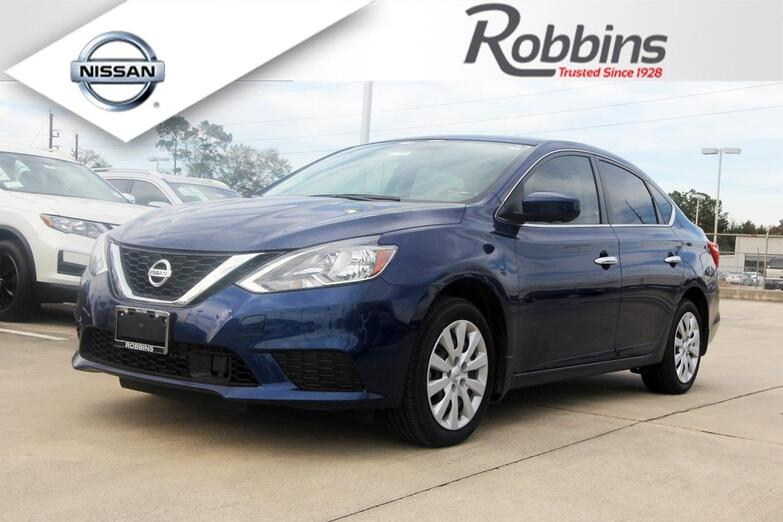 2019 Nissan Sentra S Houston TX