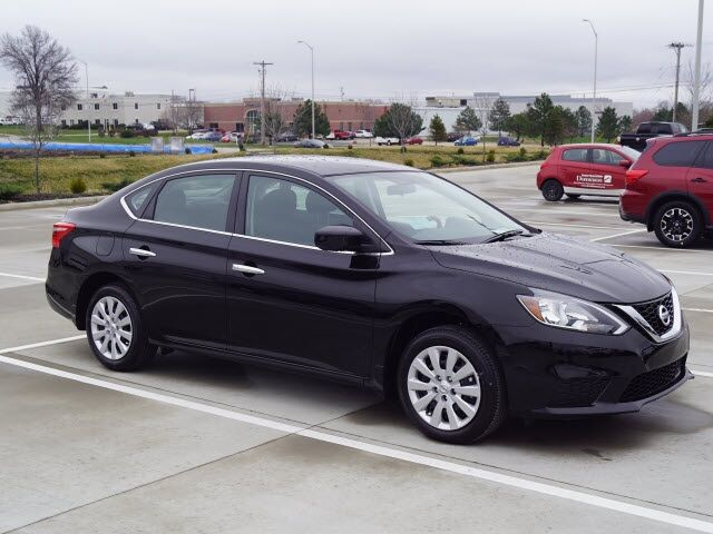 2019 Nissan Sentra S Kansas City MO
