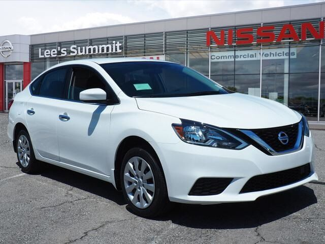 2019 Nissan Sentra S Lee's Summit MO