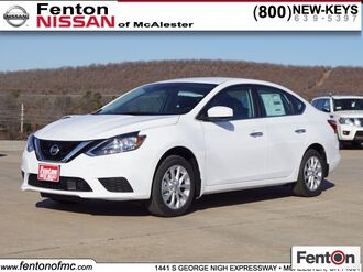 2019_Nissan_Sentra_S_ McAlester OK