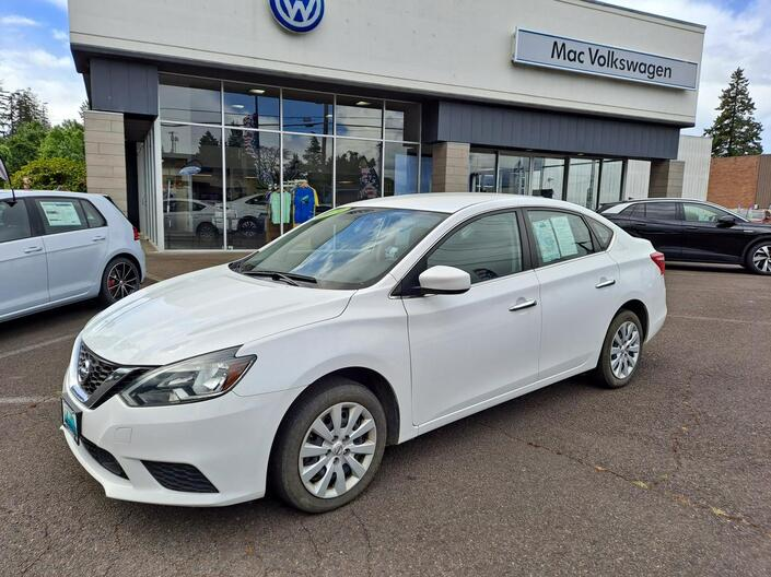 2019 Nissan Sentra S McMinnville OR