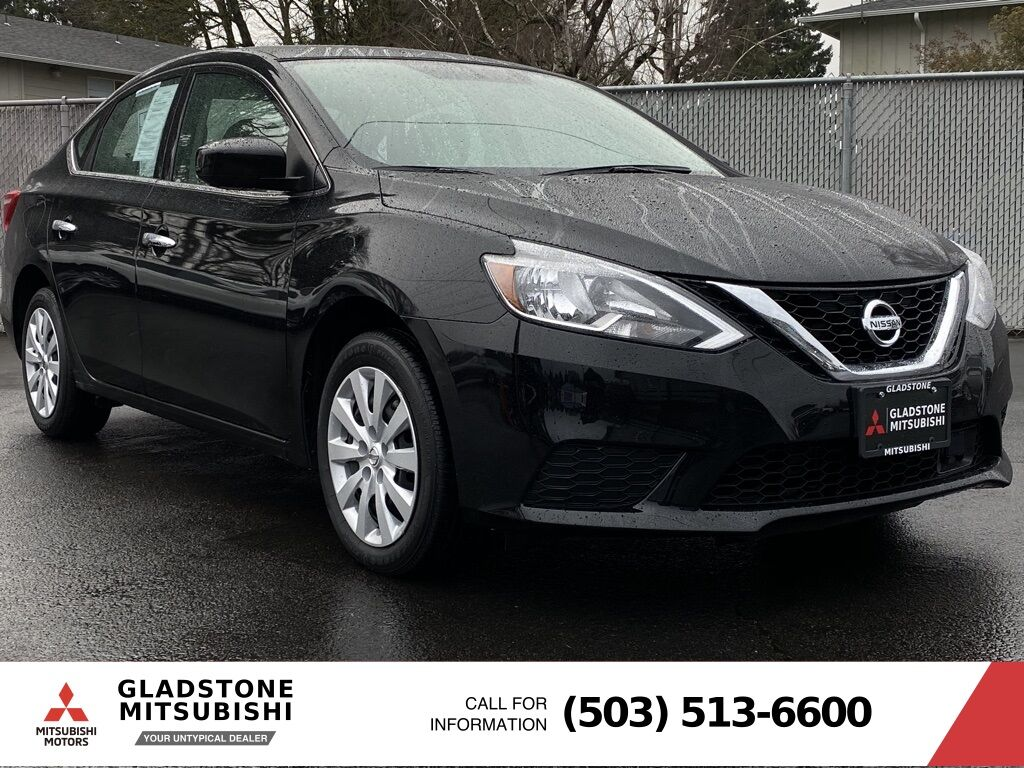 2019 Nissan Sentra S Milwaukie OR
