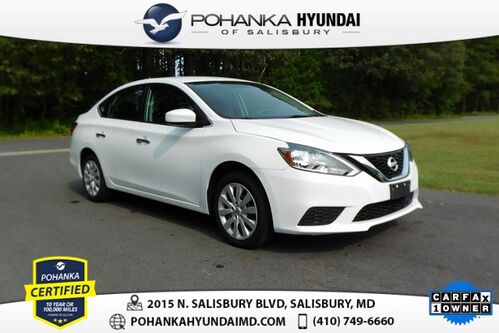 2019_Nissan_Sentra_S **ONE OWNER**BACK UP CAMERA**_ Salisbury MD