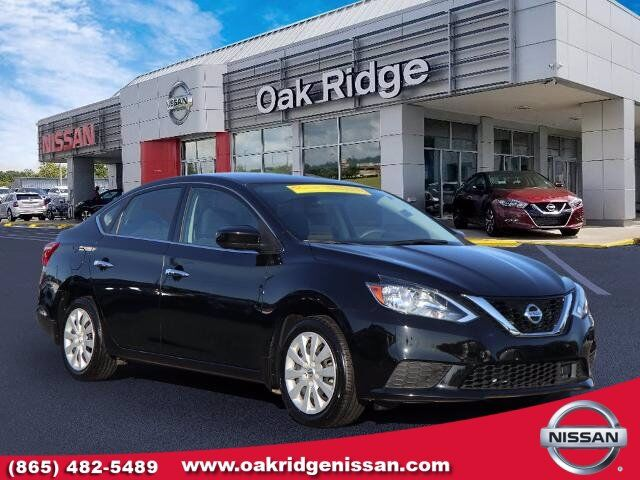 2019 Nissan Sentra S Oak Ridge TN
