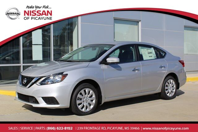 2019 Nissan Sentra S Picayune MS