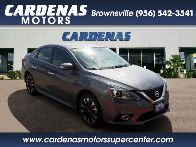 2019 Nissan Sentra SR Brownsville TX