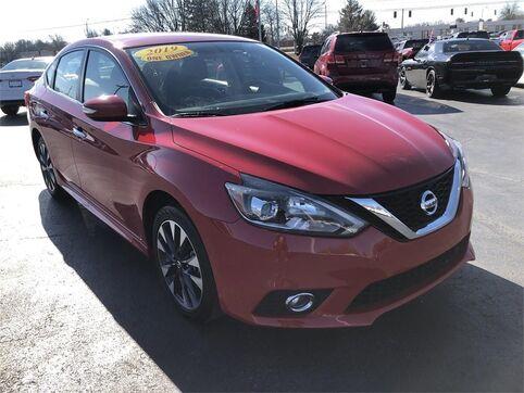 2019_Nissan_Sentra_SR_ Evansville IN