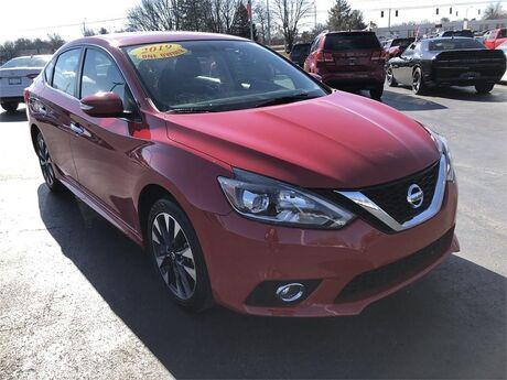 2019 Nissan Sentra SR Evansville IN