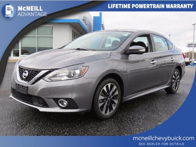 2019 Nissan Sentra SR High Point NC